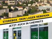 Storebox Neueröffnung in Chemnitz