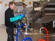 FiltaFry unterstützt Kunden mit umweltschonenden Desinfektions- und Reinigungsmaßnahmen
