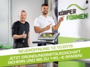 12.10.2019 EMS Training in Gerlingen – Für Ihre Gesundheit und mehr Freizeit