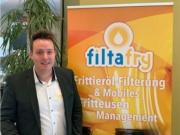 FiltaFry: Richard Grimm wechselt von Mise en Place zu FiltaFry