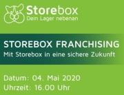 WEBINAR: FRANCHISING - MIT STOREBOX IN EINE SICHERE ZUKUNFT