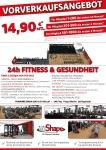 MC Shape Eröffnungstermin in Eisenach