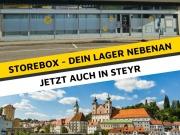 Storebox jetzt auch in Steyr
