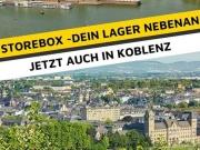 Storebox Neueröffnung in Koblenz